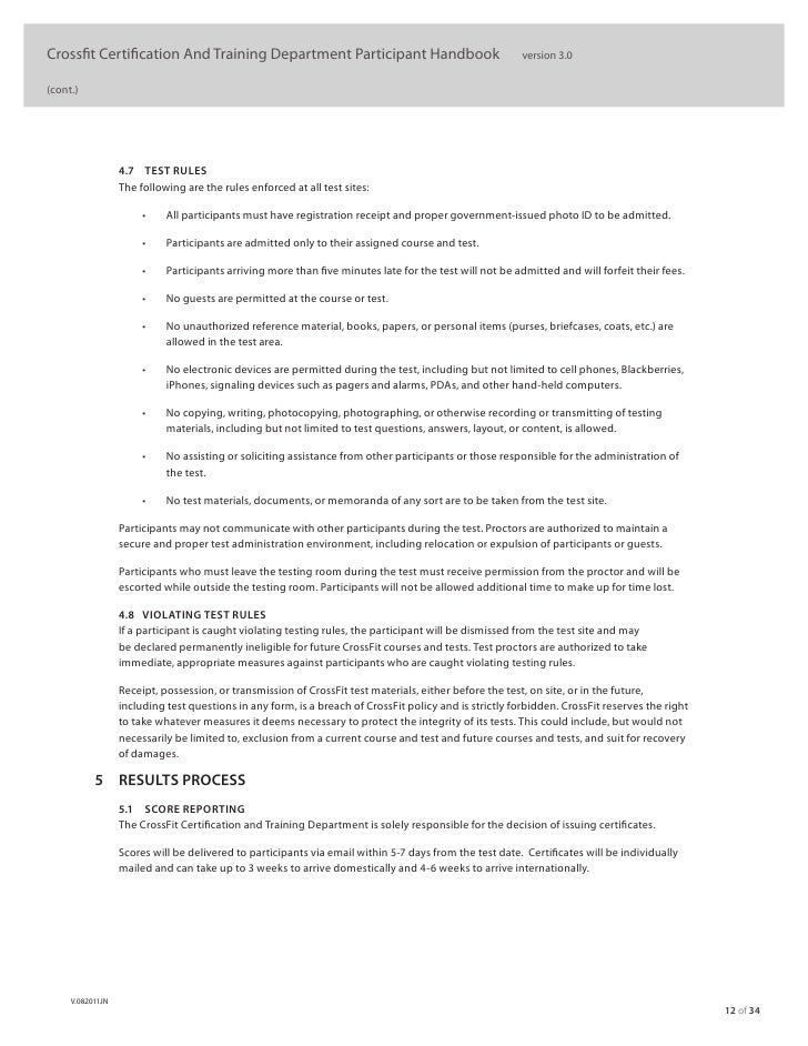 crossfit level one training guide