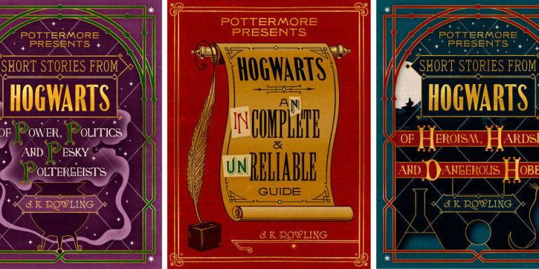 hogwarts an incomplete and unreliable guide paperback