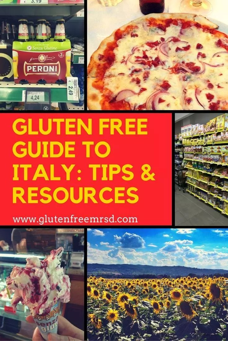 guide to eating gluten free