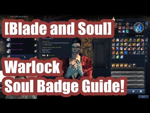 blade and soul guide 2017