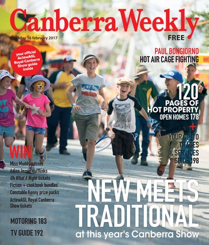 canberra tv guide free to air