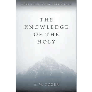 knowledge of the holy study guide