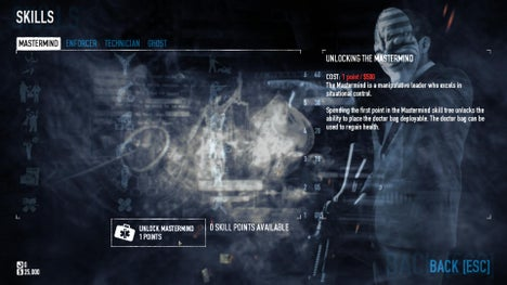 payday 2 skill tree guide